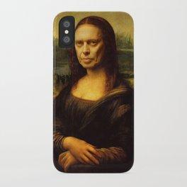 The Mona Buscemi iPhone Case