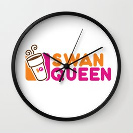 SWEN. IS THERE ANYTHING THEY CAN'T DO? Wall Clock
