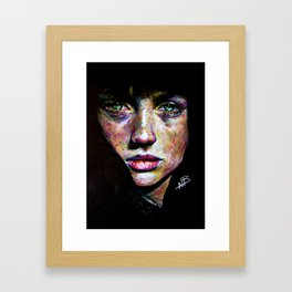 Prone to Wander Framed Art Print