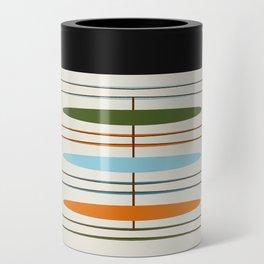 Mid-Century Modern Art 1.2 Can Cooler
