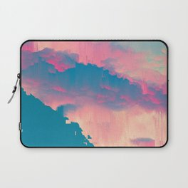 Glitched Landscapes Collection #6 Laptop Sleeve