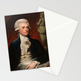 "Mather Brown ""Thomas Jefferson"" Stationery Cards"