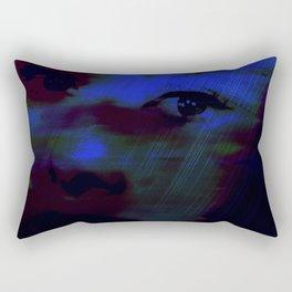 Burning Eyes 02 Rectangular Pillow
