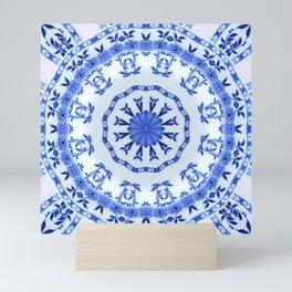 That Delft Effect Mini Art Print