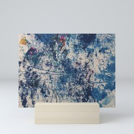 Blue Lagoon Mini Art Print