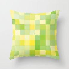Rando Color 1 Throw Pillow