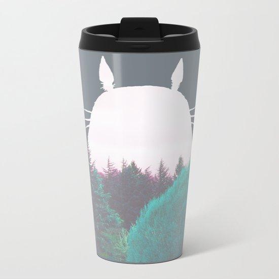 Troll of the Dreamland Forest Metal Travel Mug