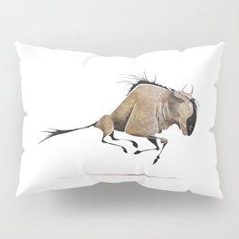 Wildebeest Pillow Sham
