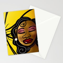 Sista Sunflower Stationery Cards