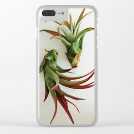 Air plants Clear iPhone Case