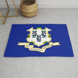 State Flag of Connecticut Rug