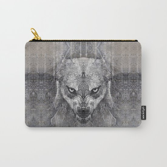 Canis Lupus II Carry-All Pouch