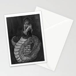 Lacey the Naga Stationery Cards