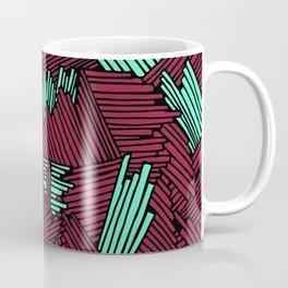 Happy Abstract Nr:02 Coffee Mug