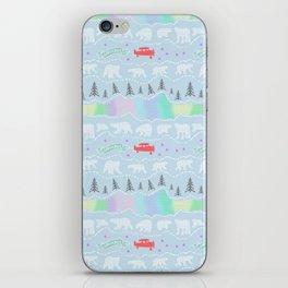 Save the Bears! iPhone Skin
