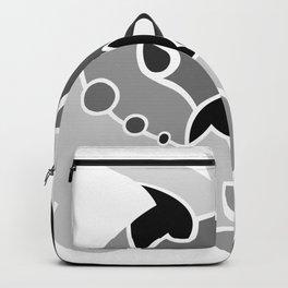 Black n Gray Backpack