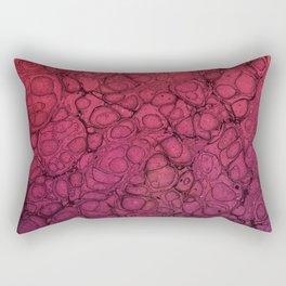 Pink Pattern 56 Rectangular Pillow