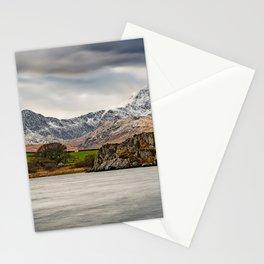 Snowdon Horseshoe Winter Stationery Cards