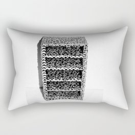 Bookcase Rectangular Pillow