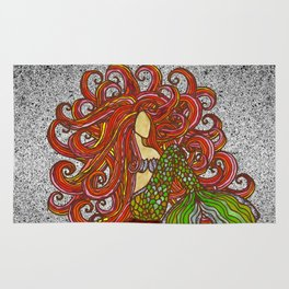 Little Mermaid Rug