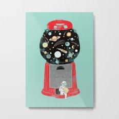 My childhood universe Metal Print