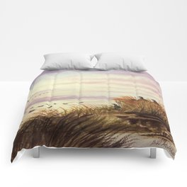 Duck Hunting Companions Comforters