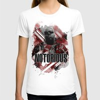 notorious big T-shirts featuring Notorious by Skye