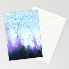 Purple Mist Stationery Cards