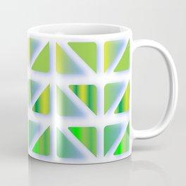 Geometric Forest Coffee Mug