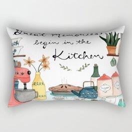 Great Memories Rectangular Pillow