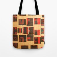 coffe Tote Bags featuring Coffe - Vintage Drink by Fernando Vieira