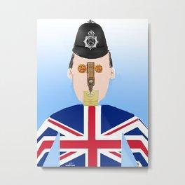 The British Metal Print