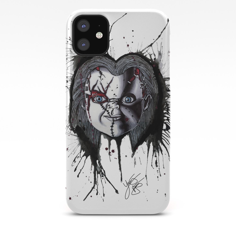 Chucky KISS iphone case