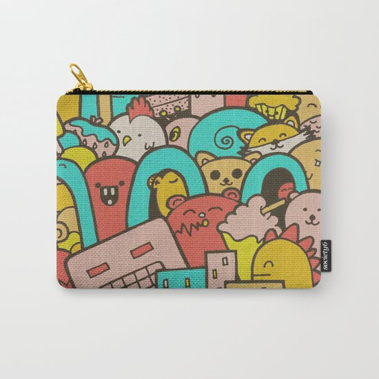 Doodleicious Carry-All Pouch