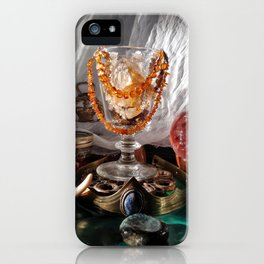 Medb's Shrine iPhone Case