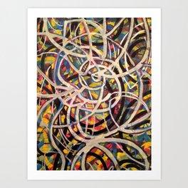 Nautilidae Art Print