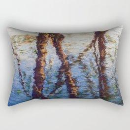 Winter Alders Rectangular Pillow