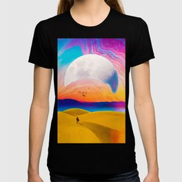 Behind This Mountains T-shirt