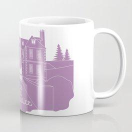 Jane Austen - Pride and Prejudice, Longbourn Coffee Mug
