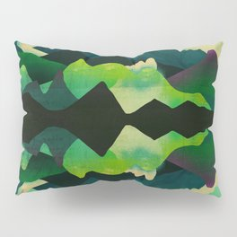 Mountain Reflections Pillow Sham