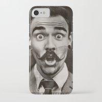 """gentleman iPhone & iPod Cases featuring Gentleman by """"CVogiatzi."""