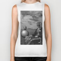 talking heads Biker Tanks featuring Heads by Lulu's Five and Dime