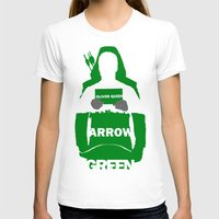 green arrow T-shirts featuring Green Arrow by Sport_Designs