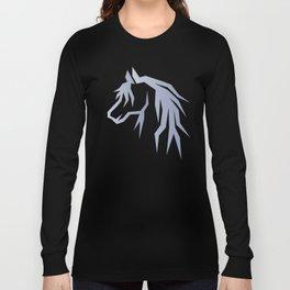 Absract Horse Long Sleeve T-shirt