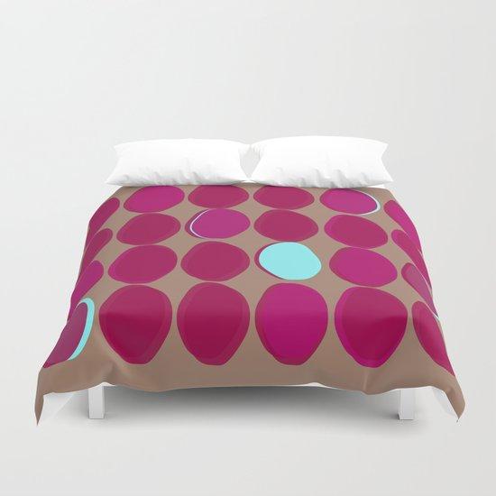 Just Dots (3) Duvet Cover