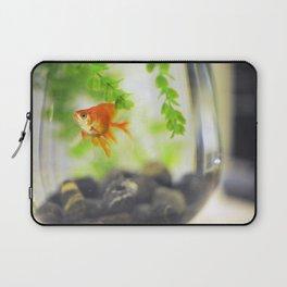 Goldfish #2 Laptop Sleeve