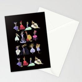 Thumbelina Dresses! Stationery Cards