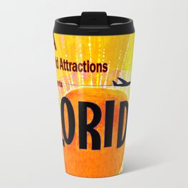 Travel World Attractions, TWA, Presents Florida Travel Mug