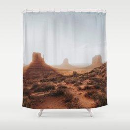 Monument Valley / Utah Shower Curtain