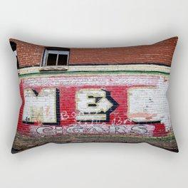 Window Into Fall Rectangular Pillow